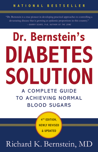 Dr. Bernstein's diabetes solution book