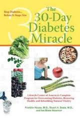 The 30-day diabetes miracle book