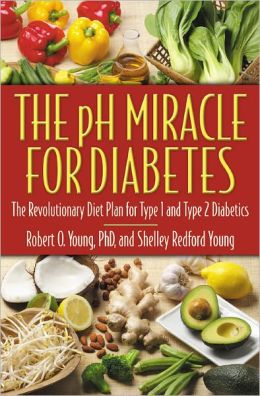 The pH miracle for diabetes book